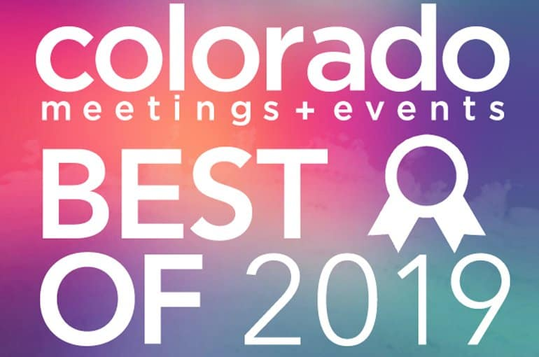 ACCESS Colorado Named Best DMC by Colorado Meetings + Events Magazine