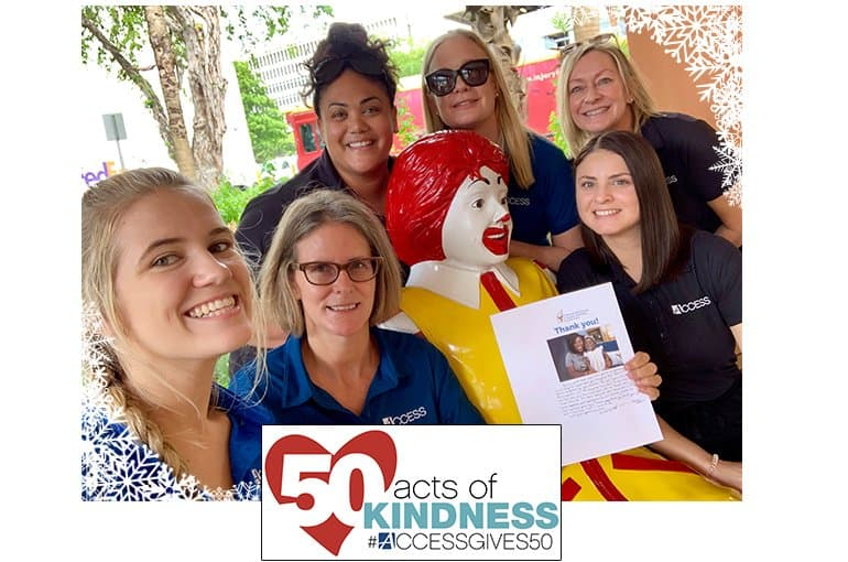 50 Acts of Kindness Social Media Challenge