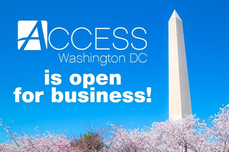 ACCESS Expands into Washington, DC